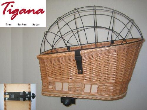 hundekorb fahrrad tigana hundefahrradkorb f r. Black Bedroom Furniture Sets. Home Design Ideas