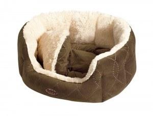 Nobby Komfortbett Oval für Hunde oder Katzen Ceno